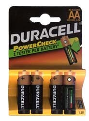 Duracell ALCALINE AA -