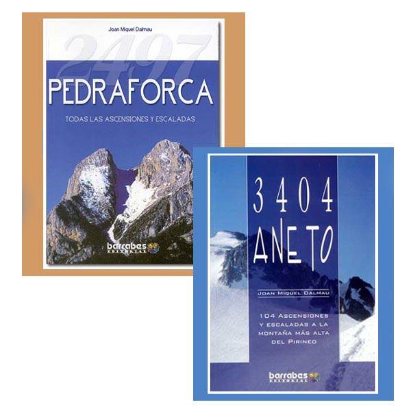Varios Escaladas Clásicas Pirenáicas: Aneto y Pedraforca -