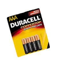 Duracell Alcaline AAA -