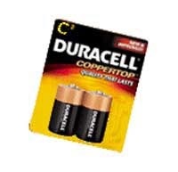 Duracell ALCALINE C -