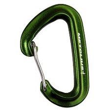 Metolius FS Mini Wiregate Carabiner Green