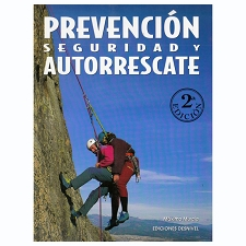 Ed. Desnivel Prevención, seguridad y autorrescate