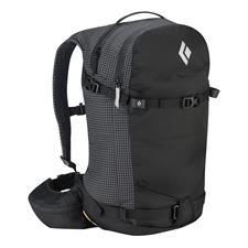 Black Diamond Dawn Patrol 32 Backpack S_M Black-White