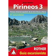Ed. Rother PIRINEOS 3. Val d'Arán a Núria
