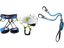 Camp Kit Ferrata Kinetic Rewind Energy