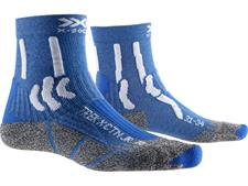 Xsocks Trek X Ctn Jr Lake Blue/arctic White