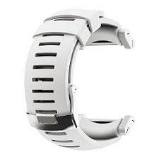 Suunto Bracelet caoutchouc blanc pour Suunto Core