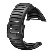 Suunto Bracelet élastomère Core All Black Light