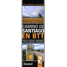 Ed. Desnivel Camino de Santiago en Btt 2ª