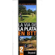 Ed. Desnivel La Vía de la Plata en Btt