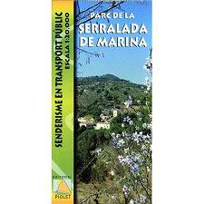 Ed. Piolet Mapa Serralada Marina 1:25.000