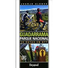 Ed. Desnivel 20 Rutas BTT P.N. Guadarrama
