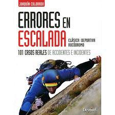 Ed. Desnivel Errores en Escalada. 101 casos reales