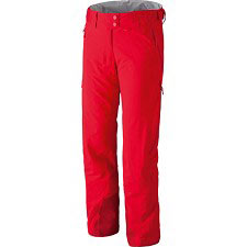Atomic Ridgeline 2L Pant Red