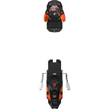 Salomon Warden MNC 13 Orange/Black