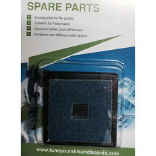 Wintersteiger Spare Zirconium File