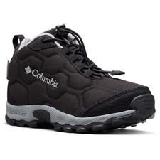 Columbia Child Firecamp Mid 2 Wp Black,Monument