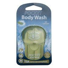 Sea To Summit Trek&Travel Pocket Body Wash