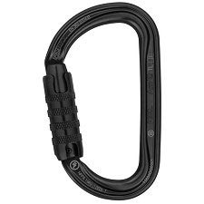 Petzl Am'D Triact-Lock Negro