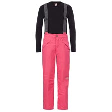 The North Face Snowquest Suspender Pant Girl