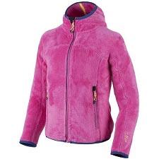 Campagnolo Highloof Fix Hood Jacket Girls