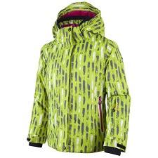 Campagnolo Snaps Hood Jacket Girl