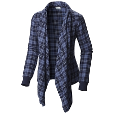Columbia Simply Put Flannel Wrap W