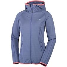 Columbia Walnut Hills Hooded Fleece Jacket W