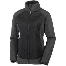 Columbia Altitude Aspect Hybrid Fleece Jacket W