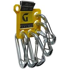 Grivel S2W Steel Two Wire Gate × 5