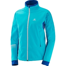 Salomon Lightning Warm Softshell Jacket W