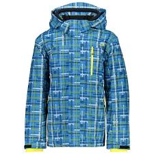 Campagnolo Snaps Hood Jacket Boy