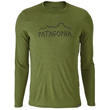 Patagonia Capilene Daily L/S Graphic T-Shirt