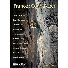 Ed. Rock Fax France. Côte d'Azur