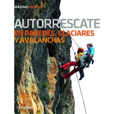 Ed. Desnivel Autorrescate Paredes Glaciares Avalancha