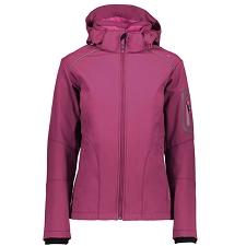 Campagnolo Softshell Zip Hood Jacket W
