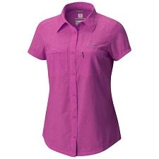 Columbia Irico Ss Shirt Groovy W