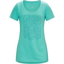 Arc'teryx Block SS T-Shirt W