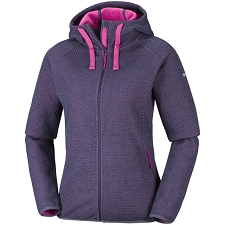 Columbia Pacific Point Full Zip Hoodie W