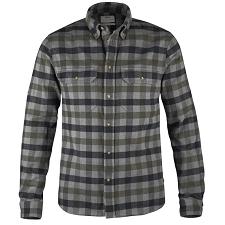 Fjällräven Skog Shirt Black