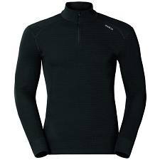 Odlo Warm Shirt LS Neck