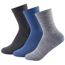 Devold Daily Light Sock (Pack 3)