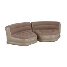 Vango Inflatable Relaxer Chair Set Pair