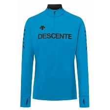 Descente Descente 1/4 Zip T-Neck Shirt