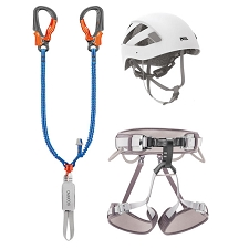 Petzl Kit Via Ferrata Eashook Corax
