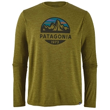 Patagonia Long-Sleeved Capilene Cool Daily Graphic Shirt
