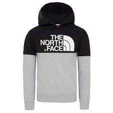 The North Face Drew Peak Raglan PV Hoodie Youth