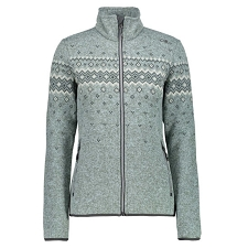 Campagnolo Knitted Printed Fleece W