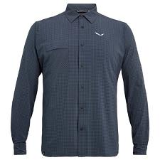 Salewa Puez Minicheck Dry Shirt