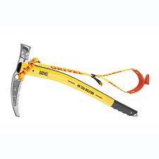 Grivel Air Tech Evolution Hammer + Handschlaufe Long